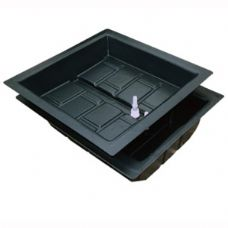 "EBB & Flood 120 (TOP TRAY ONLY) 22"" x 22"" ( 2 Holes )"
